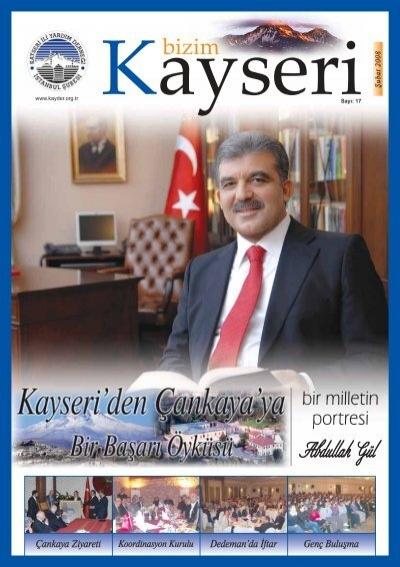 Abdullah Gul Kayseri Ili Yardim Dernegi Istanbul Subesi