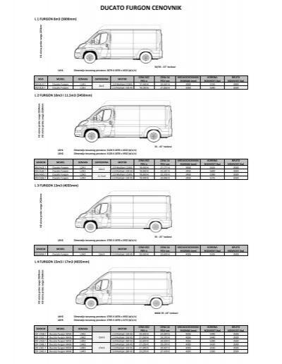 l 1 furgon 8m3 3000mm h. Black Bedroom Furniture Sets. Home Design Ideas