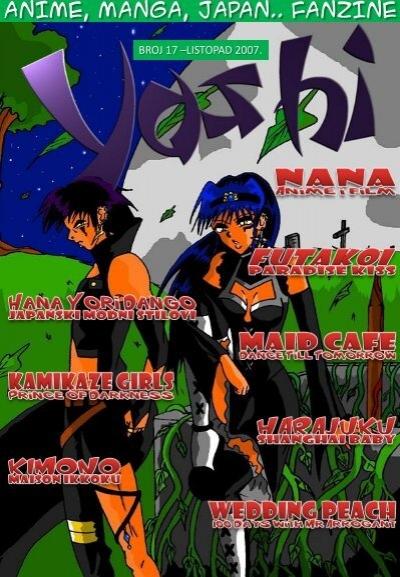 Anime stranica za upoznavanje