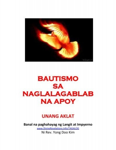Diccionario ingles espaol tagalog by tagalog baptize by blazing fire book 1 fandeluxe Image collections