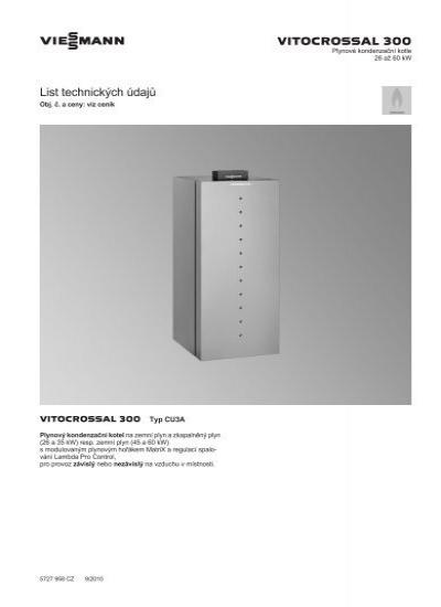 Bedienungsanleitung vitotronic 100