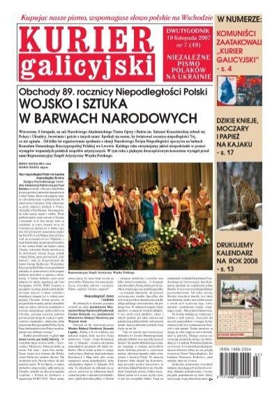 Kurier 7 2007 Kresy24pl