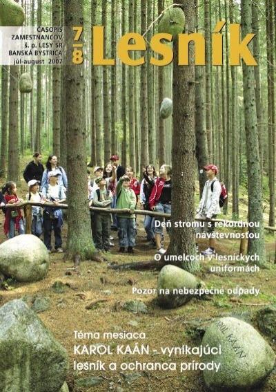 Kalkulačky neboli, lesníci prebratí od bývalýchmajiteľov vedeli viesť iba ak denníky dochádzky.