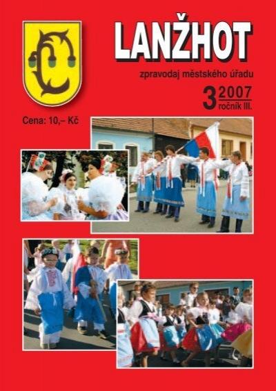Kalend akc - Oficiln strnky msta Lanhot - Msto Lanhot