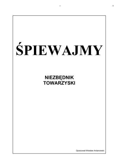 Spiewnik 2006 03 10