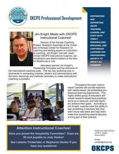 jim knight instructional coaching pdf