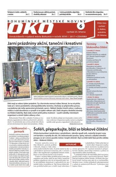 Tiskov zprvy - Radnice - Msto Bohumn