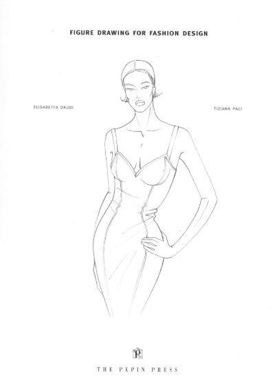 Figure Drawing For Fashion Design Elisabetta Drudi 3