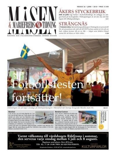 Verksamhetsplan 2018 - Strngns kommun