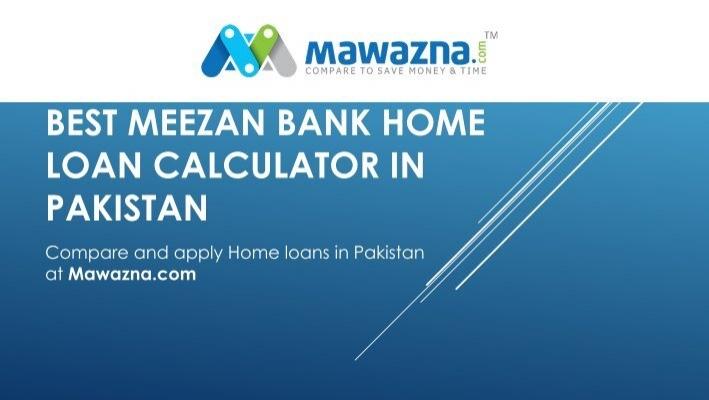 Meezan bank car calculator 2020
