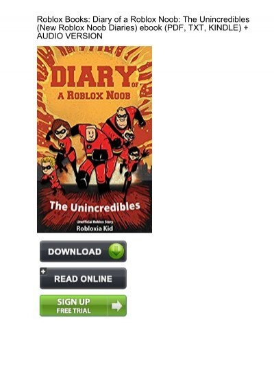 Confessions Download Roblox Books Diary Unincredibles Diaries