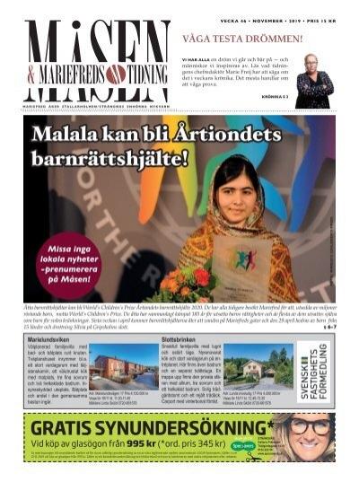 Maria Andersson, kerlnna 122, Blinge | unam.net