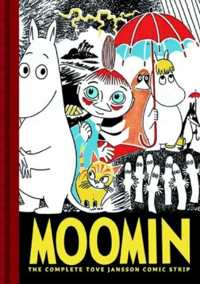 Download Moomin The Complete Tove Jansson Comic Strip Vol 1 By Tove Jansson