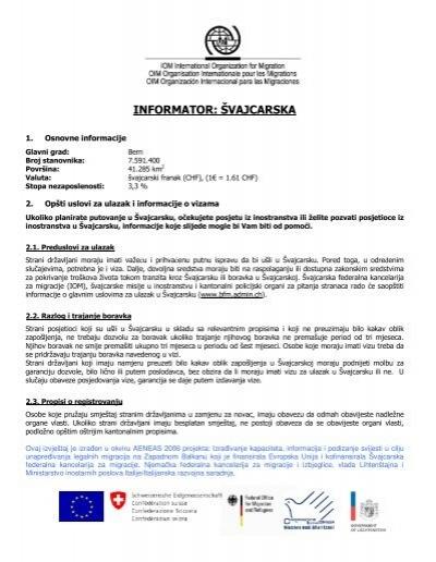 Informator Svajcarska Migrantservicecentres Org